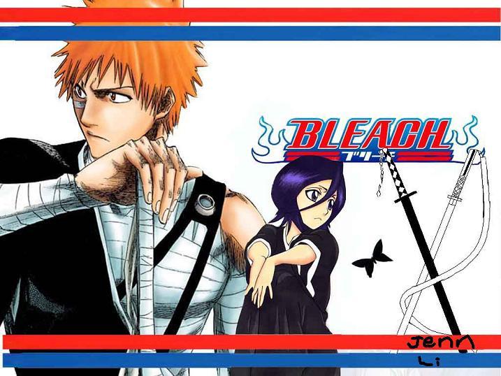 Bleach Volume 4 (Ch27-31)