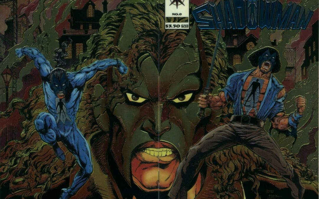Shadowman Volume 1 – #0