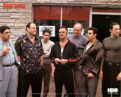 The Sopranos – Sezóna 1 – Díl 5.: College