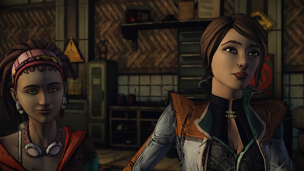 Tales from the Borderlands Sasha & Fiona