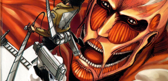 Shingeki no Kyojin (Attack On Titan) – Vol1 #3 The Night of the Disbanding