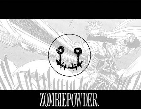 Zombie Powder shrnutí