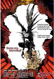 Death Note – Volume 12 – Chapter 107: Stažení opony