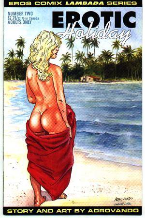 Erotic Holiday 2 – Adrovando