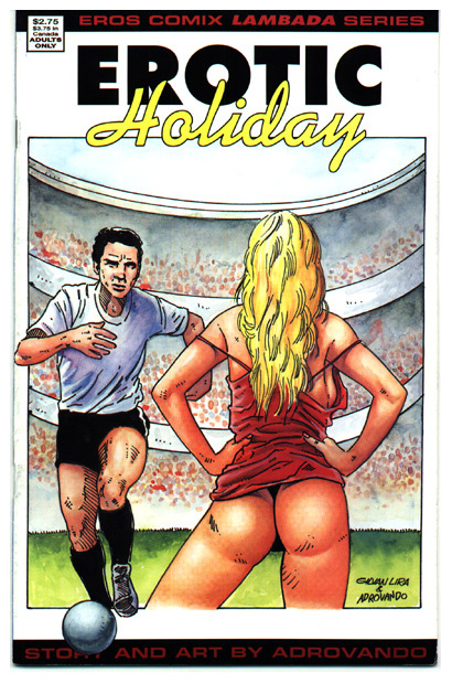 Erotic Holiday – Adrovando