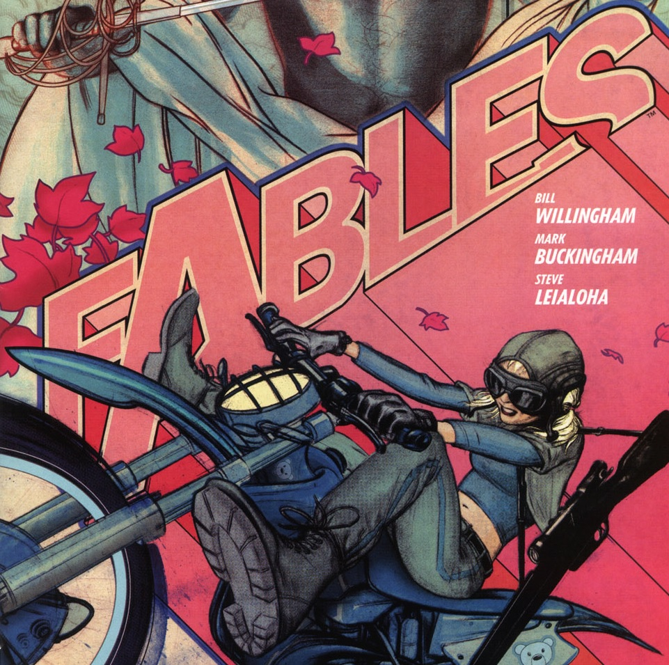 Fables – Chapter #16: Duel (Storybook Love)