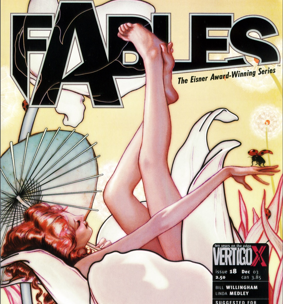 Fables – Chapter #18: Barleycorn Brides