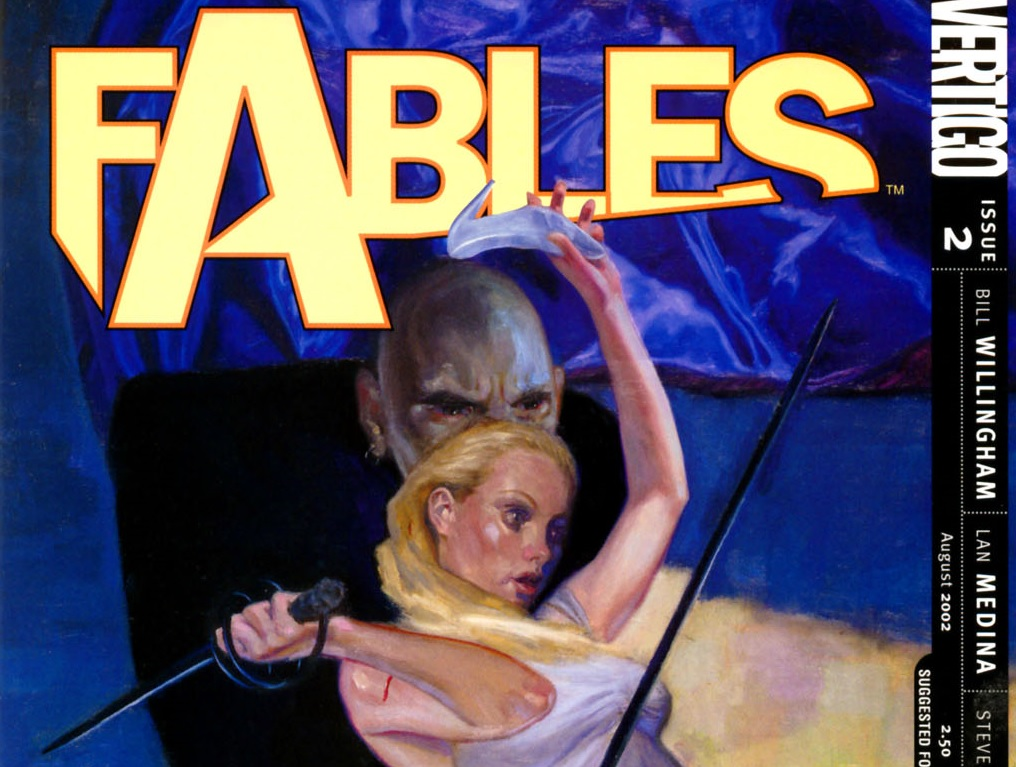 Fables – Chapter #2: The (Un)Usual Suspects (Legends In Exile)