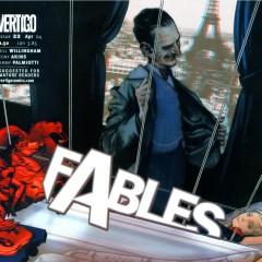 Fables – Chapter #22: Cinderella Libertine