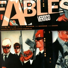 Fables – Chapter #23: Our Second Amendment Issue (March of the Wooden Soldiers)
