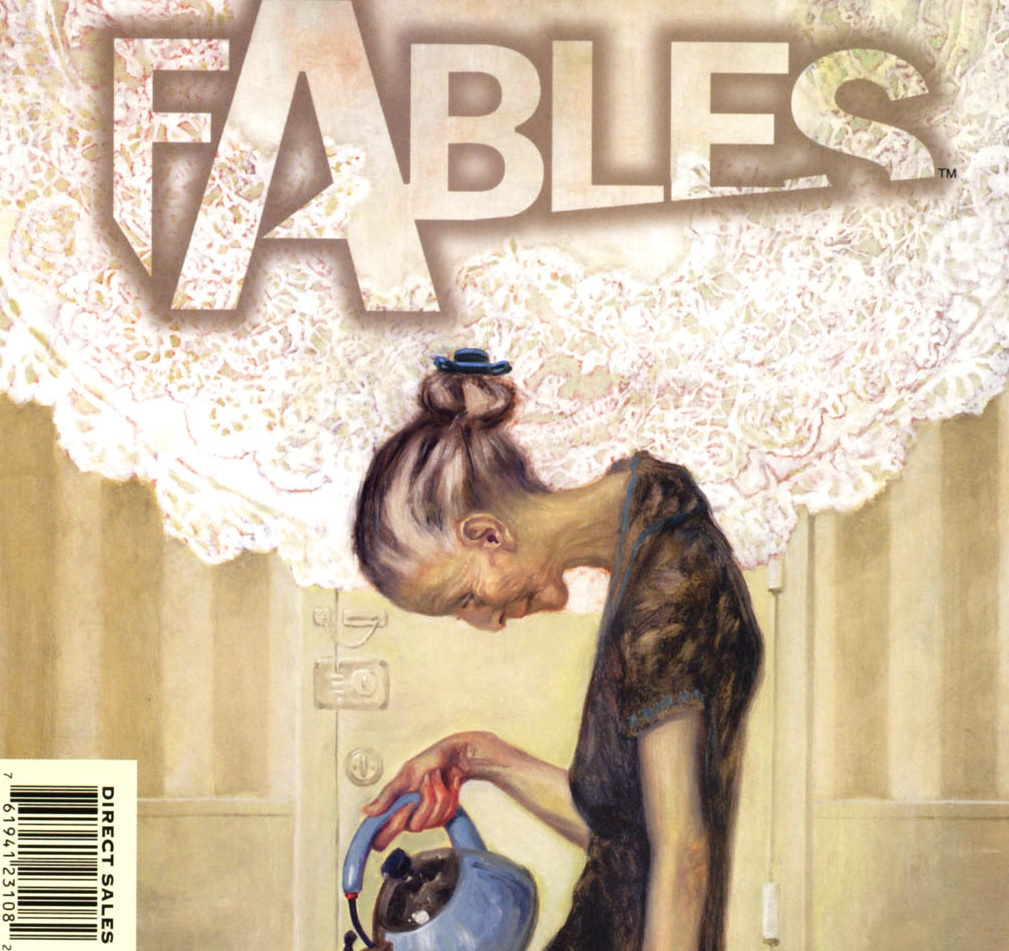 Fables – Chapter #3: Blood Tells (Legends In Exile)