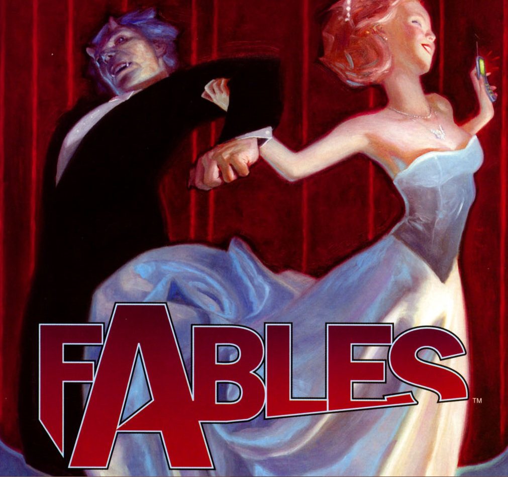 Fables – Chapter #4: Remembrance Day (Legends in Exile)