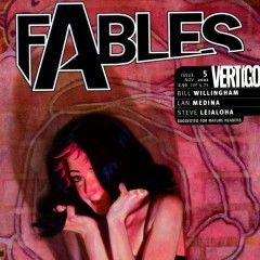 Fables – Chapter #5: The Famous Parlor Room Scene|Sans Parlor| (Legends in Exile)