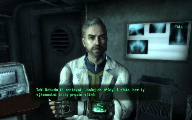 Fallout 3 – první krůčky