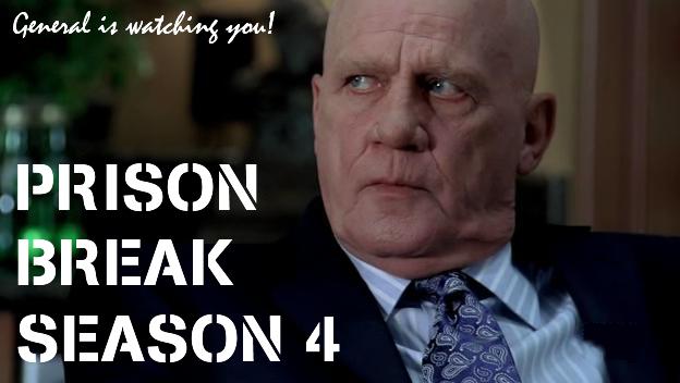 Prison Break – Sezóna 4 – Část 6.: Blow Out