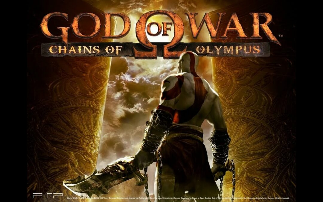 God of War: Chains of Olympus (2008)