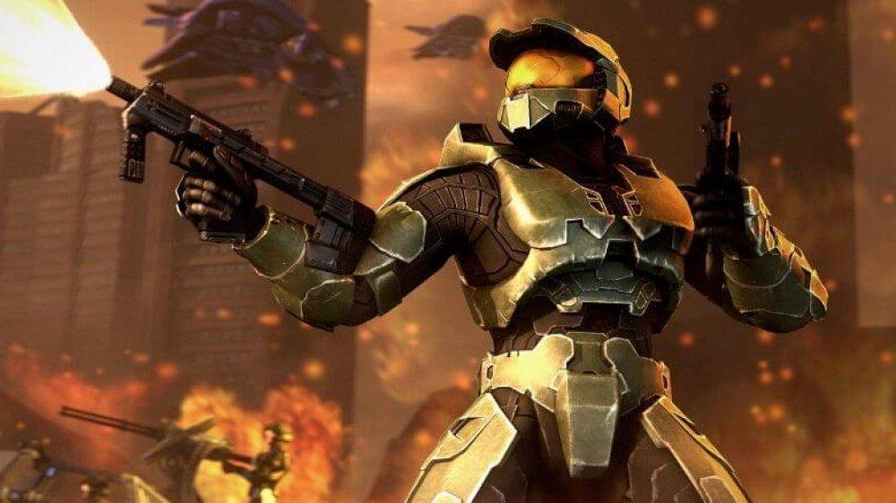 Halo 2 (2004) Anniversary (2014) – recenze