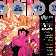 Jack of Fables Vol.1 – The (Nearly) Great Escape #1 The Long Hard Fall of Hollywood Jack
