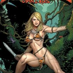 Jungle Girl Omnibus #1
