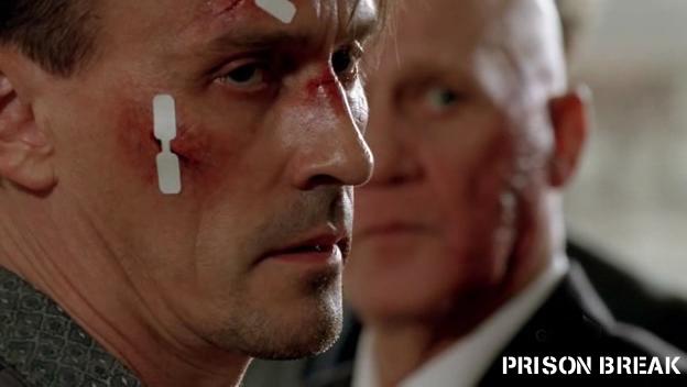 Prison Break – Sezóna 4 – Část 19.: S.O.B.