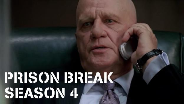 Prison Break – Sezóna 4 – Část 5.: Safe and Sound