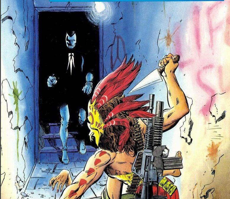 Shadowman Volume 1 – #1