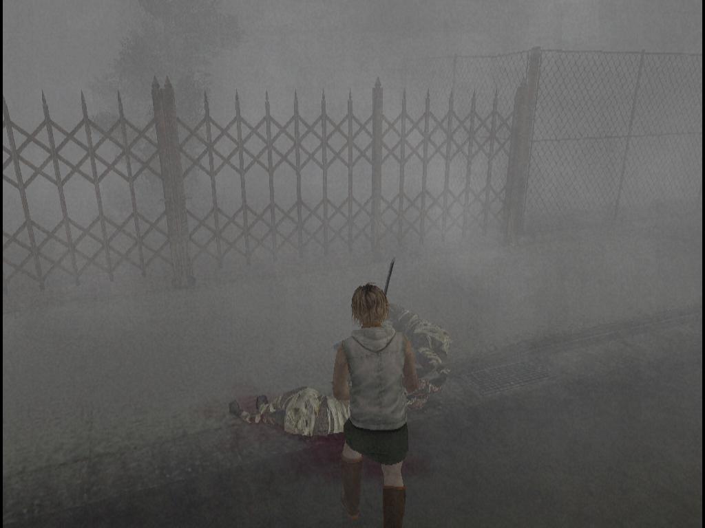 Heather - Silent Hill - Fog