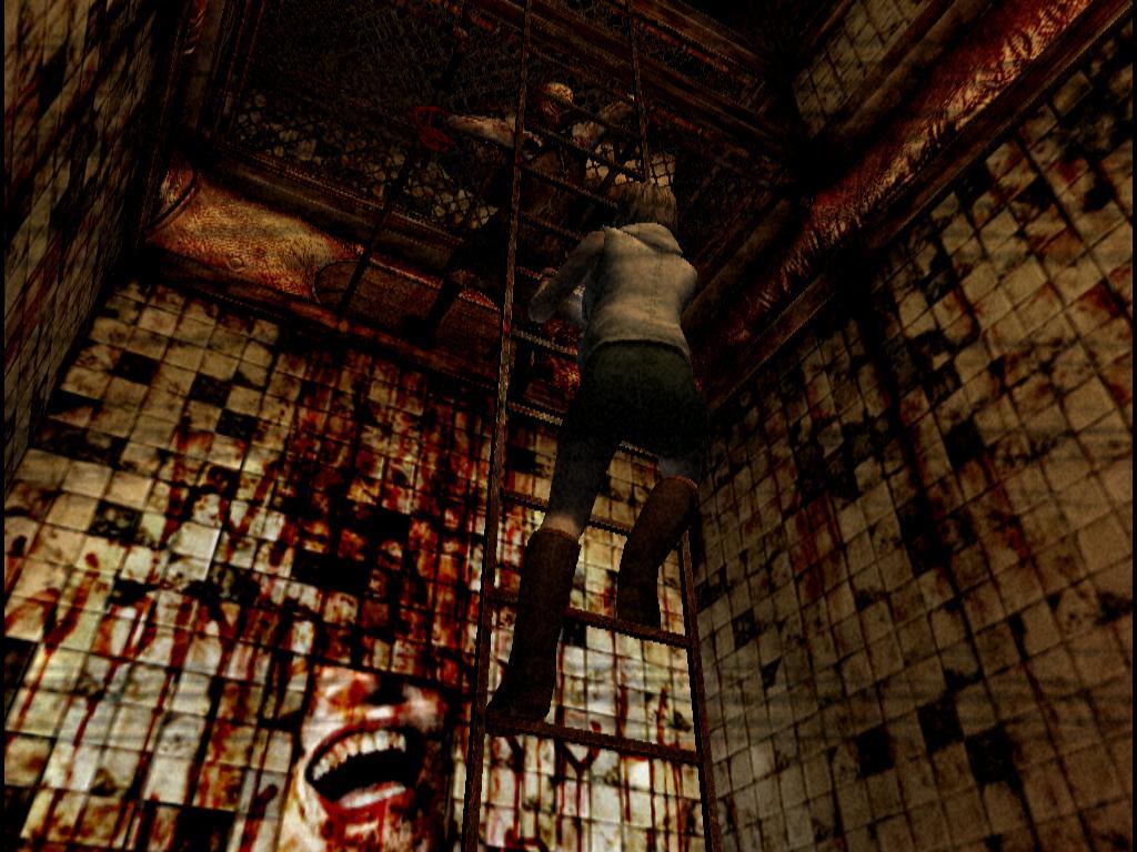 Silent Hill 3 - Otherworld