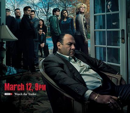 The Sopranos – Sezóna 1 – Díl 6.: Pax Soprana