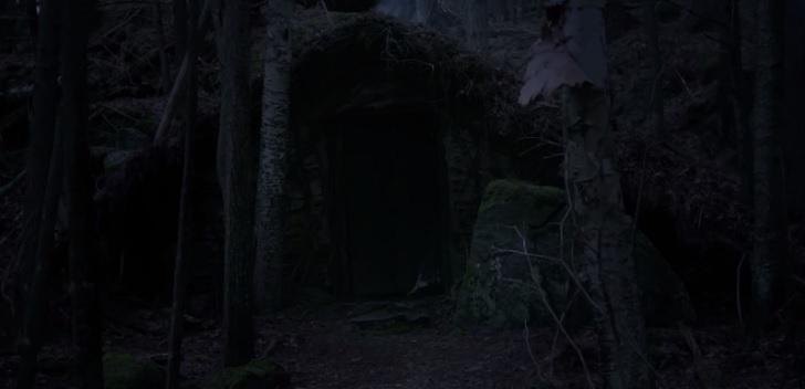 Chata Čarodějnice
