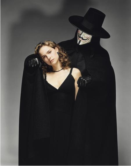 V jako Vendetta – Remember, remember the 5th of November