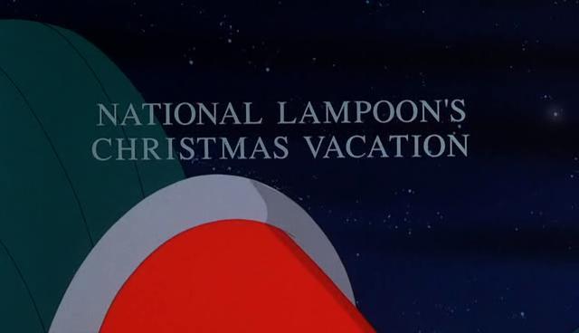 Vánoční prázdniny/Christmas Vacation