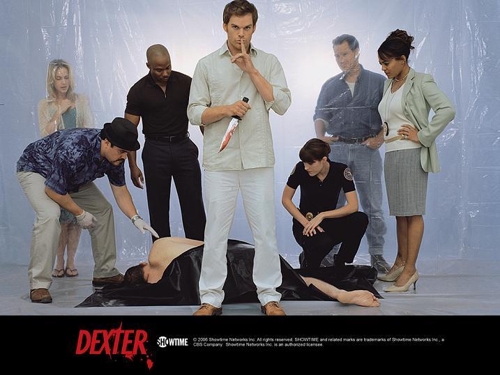 Dexter – Sezóna 1 – Část 1.: Dexter