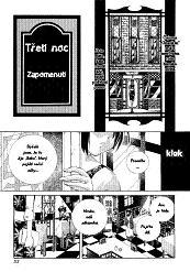 Yumekui Kenbun – Volume 1 – Chapter 3: Zapomenutí